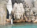 Fontaine de la piazza Navona (Rome) (5969165371).jpg