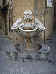 Fontana dello Sprone