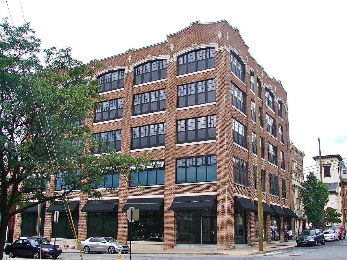 Foord Amp Massey Furniture Company Building Wikipedia