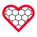 Football Heart Soccer Fußball Fussball Herz - Version 7 blanko ROT.png