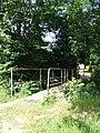 Footbridge at the rear of Ackworth Quaker School - geograph.org.uk - 870656.jpg