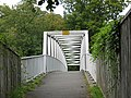 Footbridge on the path to St Katharine's - geograph.org.uk - 1473514.jpg