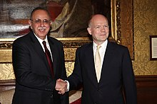 Foreign Secretary with Libya's Prime Minister (7261667138).jpg