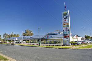 IGA (Australian supermarket group) - An IGA supermarket in Forest Hill, New South Wales