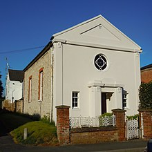 Park Lane Chapel, Farnham - Wikipedia