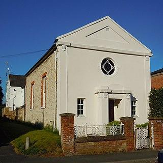 Park Lane Chapel, Farnham Church in Surrey , United Kingdom