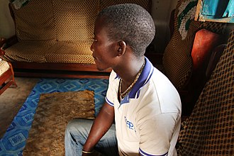 Rehabilitation and reintegration of child soldiers - This former DRC child soldier first picked up a gun when he was 12. Since demobilising, his community has largely welcomed him back.