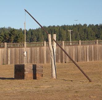 Fort Ross, California - Well