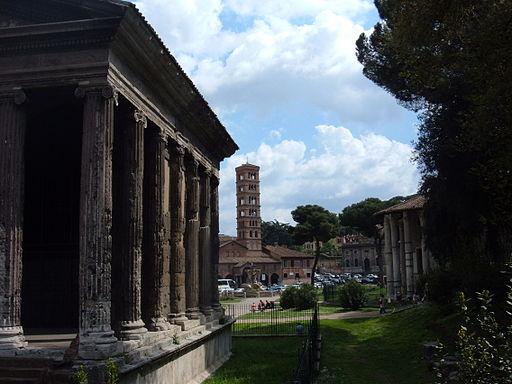 Forum Boarium View 2005