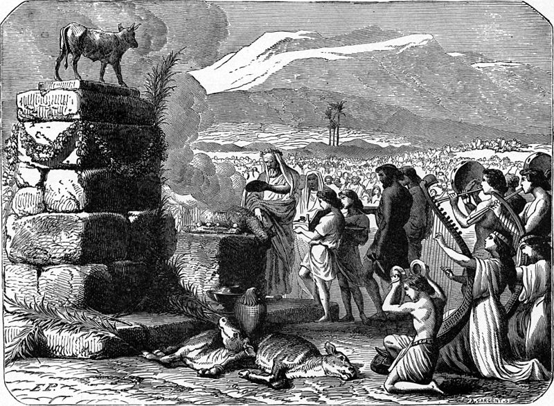 File:Foster Bible Pictures 0068-1 Praying to a Golden Idol.jpg