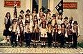 Foto 14. Obiceiuri de nuntă din Marin, în spectacole (1985).JPG