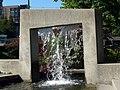 Fountain at Granville Loop Park (5083784769).jpg
