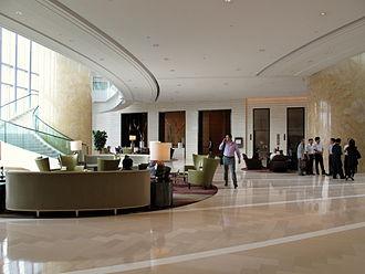 Four Seasons Hotel Hong Kong - Four Seasons Hotel Hong Kong Lobby
