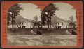 Fourteen-mile Island hotel, Lake George, by Stoddard, Seneca Ray, 1844-1917 , 1844-1917.png