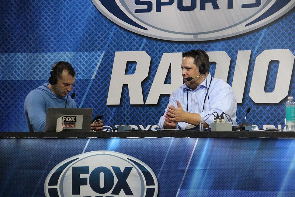 Fox Sports Radio at Super Bowl LIII Fan Gallery, Feb 2019 2