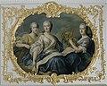 François-Hubert Drouais Mesdames Victoire, Sophie et Louise.jpg
