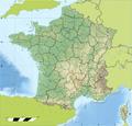 France relief location carte carte regions et departements.png