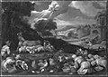 Francesco Bassano d. J. (Nachahmer) - Verkündigung an die Hirten - 5523 - Bavarian State Painting Collections.jpg