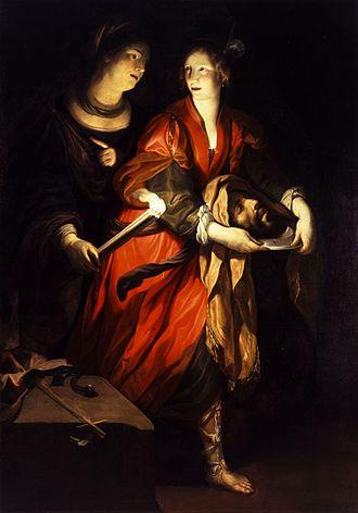 Francesco Rustici - Salome