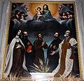 Francesco curradi o bernardo veli, Madonna in gloria e santi, dal monastero della crocetta 02.JPG