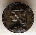 Francesco di giorgio, medaglia di federico d'aragona prima di divenire re di napoli, 1491-96 (bargello).jpg