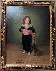 Portrait de Luis María de Cistué Martínez
