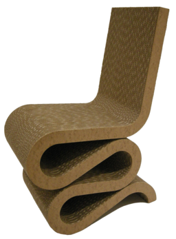 Frank Gehry - 1972 - Wiggle Side Chair