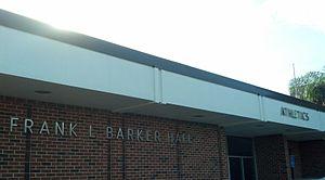 Nicholls State Colonels football - Frank L. Barker Athletic Building