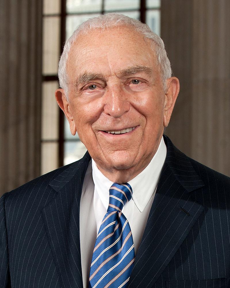 Frank Lautenberg, official portrait, 112th portrait crop.jpg
