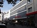 Frankfurt-Bockenheim, Leipziger Straße 88, Woolworth.JPG