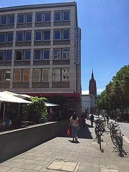 Hasengasse in Frankfurt am Main