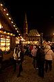Frankfurter Weihnachtsmarkt, Nikolaikirche 2.jpg