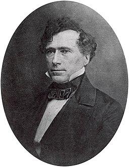 Franklin Pierce c1855