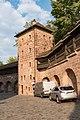 Frauentormauer 3, Mauerturm Blaues S Nürnberg 20180723 001.jpg