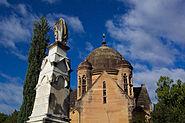 Frazer Mausoleum in Rookwood Cemetery, Sydney, Australia