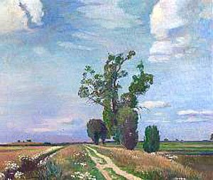 Frederik Lange - Frederik Lange: Road to Skagen (1932)