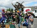 Fremont Fair 2007 pre-parade Ents 02.jpg