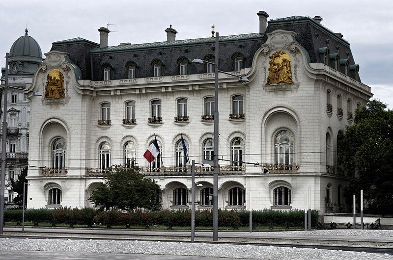 Ambassade Islande En France