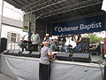 FreretFest2014 Charmaine Neville Band Chocolate Cupcakes.jpg