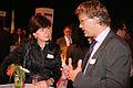 Frieda Brepoels (Europees Parlementslid) en Paul Dingens (Dingens Barometers).jpg