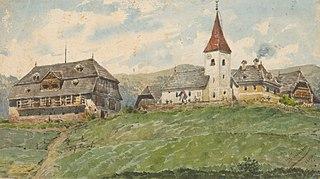 View of St. Johann