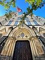 Front Door of the Second Presbyterian Church Oct 2020.jpg