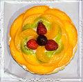 Fruit tart from Mirota Bakery, Yogyakarta 2015-03-15.jpg