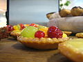 Fruit tart with currant, raspberry, and grape.jpg
