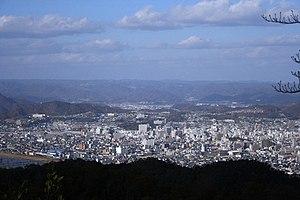 Fukuyama, Hiroshima - View of Fukuyama