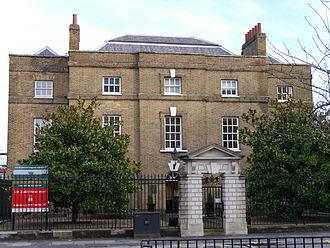 Fulham High Street - Fulham House, 2014