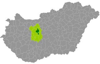 Gárdony District Districts of Hungary in Fejér