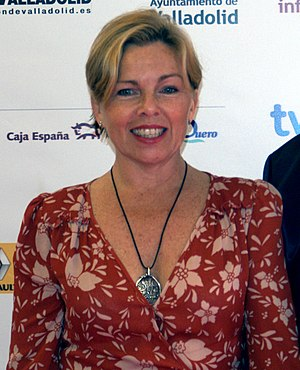 Görel Crona, Swedish actress.