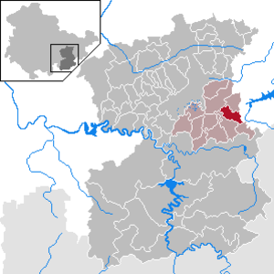 Göschitz - Image: Göschitz in SOK