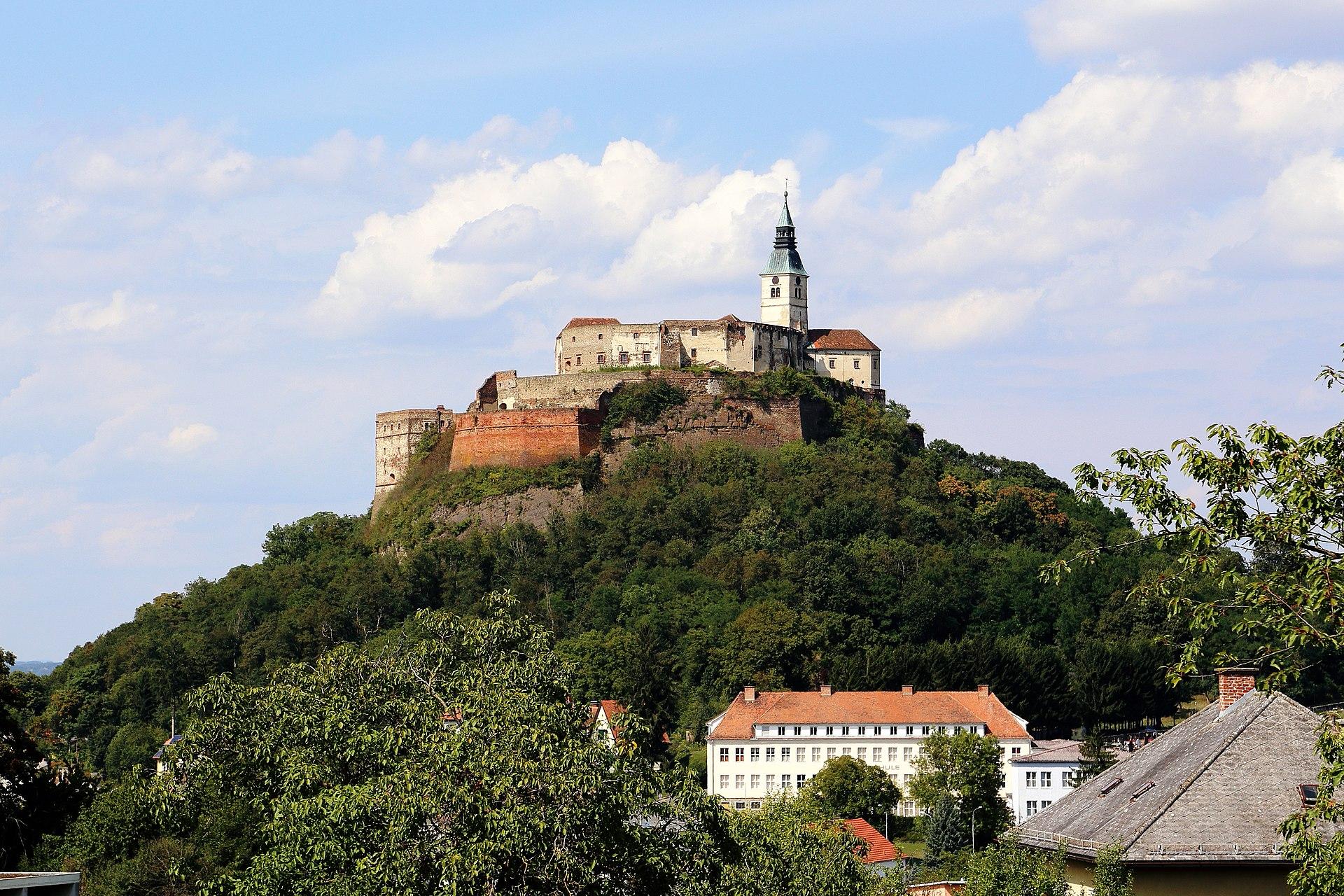 Burg Güssing - Wikipedia